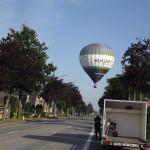 Ingezonden ballonvaart foto's